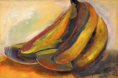 "108 Ripe 24"" X 36"" Acrylic on Canvas by Yvonne Callaway Smith"