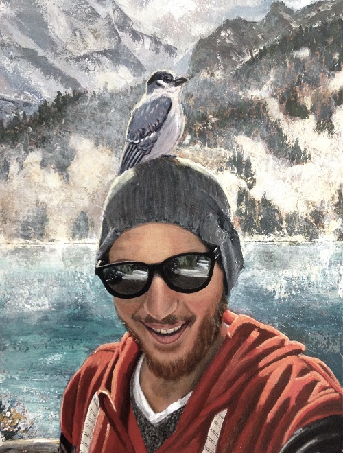 Art Bank - I am bird Man